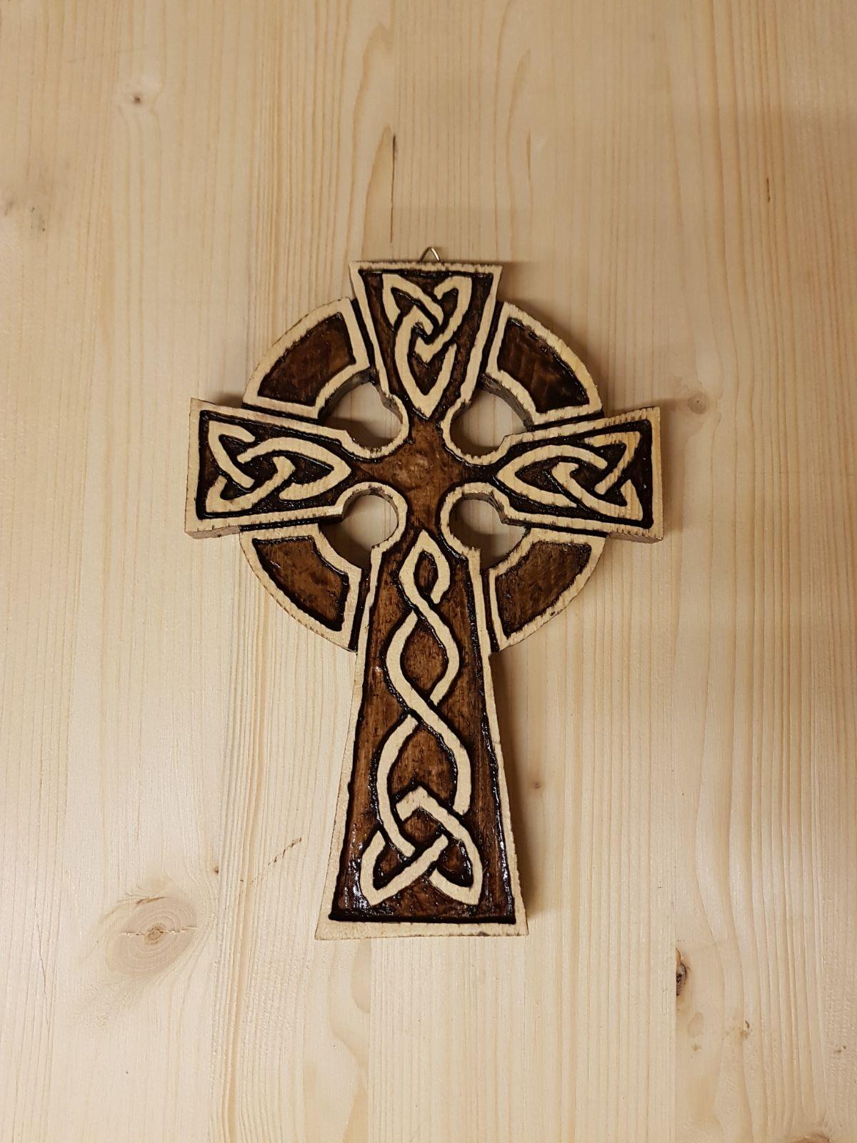 Croce Celtica 002